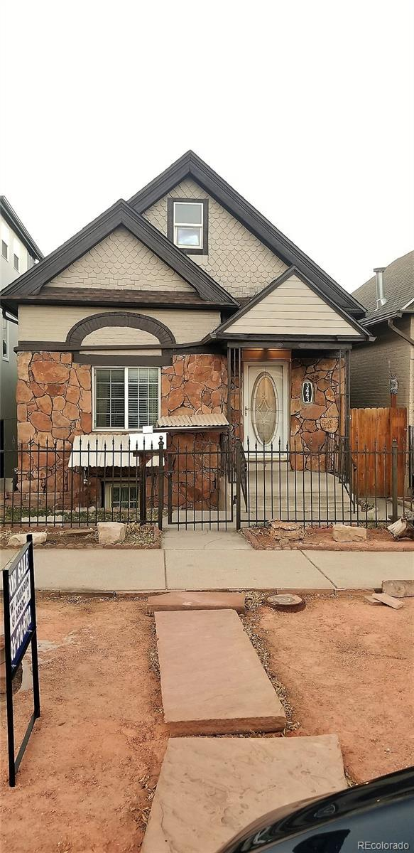 3443 Lawrence Street, Denver, CO 80205 (#3939873) :: My Home Team
