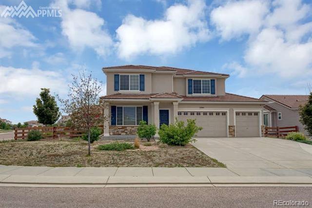 10949 Hidden Ridge Circle, Peyton, CO 80831 (#3944418) :: Wisdom Real Estate