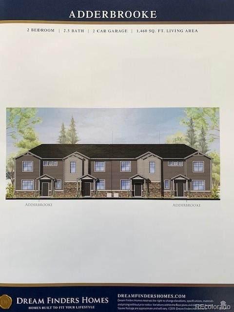 5620 Canyon View Drive #42, Castle Rock, CO 80104 (MLS #3975406) :: 8z Real Estate