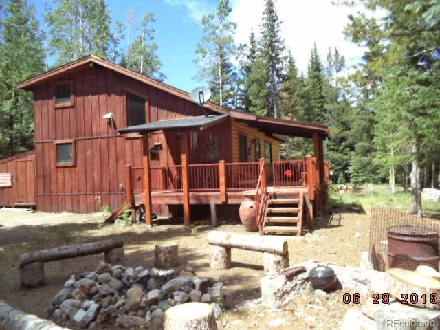 18700 County Road 294, Nathrop, CO 81236 (#3981754) :: The DeGrood Team