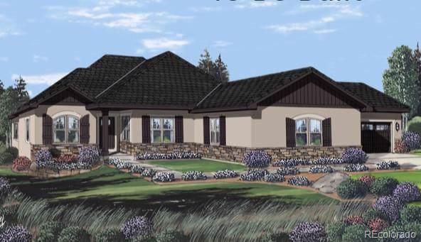 7251 Upton Court, Castle Rock, CO 80104 (MLS #3983997) :: 8z Real Estate