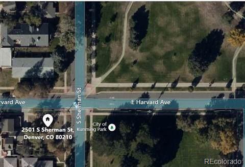 2501 S Sherman Street, Denver, CO 80210 (#4005240) :: RazrGroup