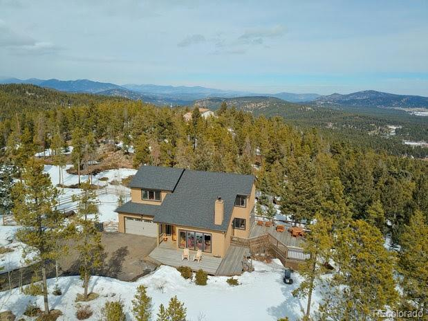 29449 Thunderbolt Circle, Conifer, CO 80433 (#4008800) :: Berkshire Hathaway Elevated Living Real Estate