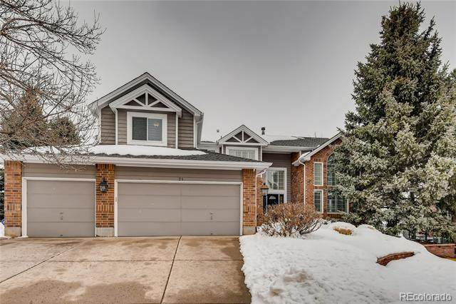 21 Amaranth Drive, Littleton, CO 80127 (#4032081) :: The Griffith Home Team