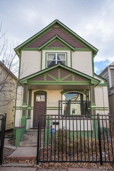2425 Clarkson Street, Denver, CO 80205 (#4065886) :: House Hunters Colorado