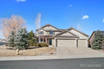 23961 Glenmoor Drive, Parker, CO 80138 (#4078895) :: The Peak Properties Group