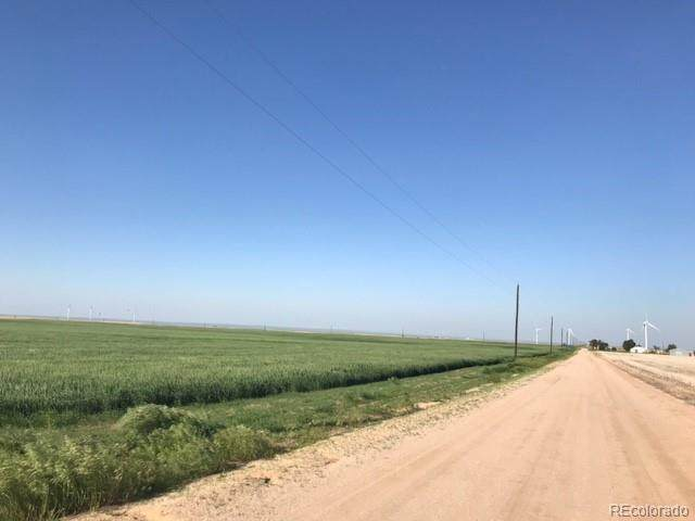 County Road 90, Limon, CO 80828 (MLS #4092905) :: Wheelhouse Realty