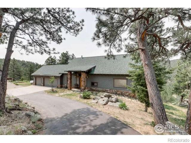 293 W Coach Road, Boulder, CO 80302 (#4098362) :: The City and Mountains Group