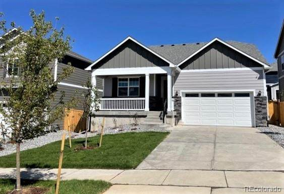 17433 Red Cosmos Point, Parker, CO 80134 (#4098521) :: The FI Team