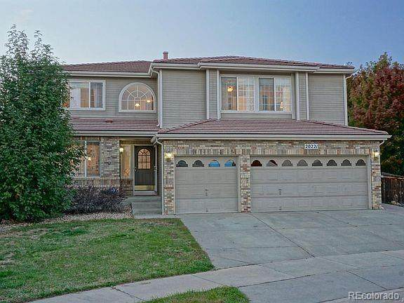 20221 E 47th Place, Denver, CO 80249 (#4121541) :: Mile High Luxury Real Estate