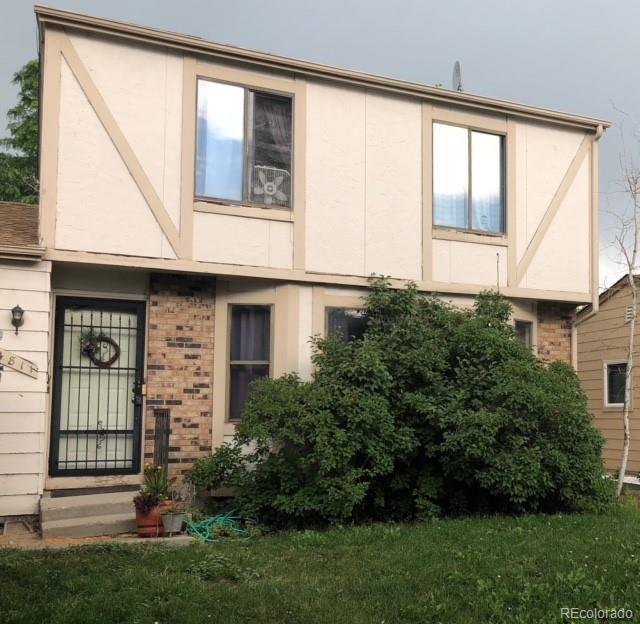 4811 S Quintero Circle, Aurora, CO 80015 (MLS #4130851) :: 8z Real Estate