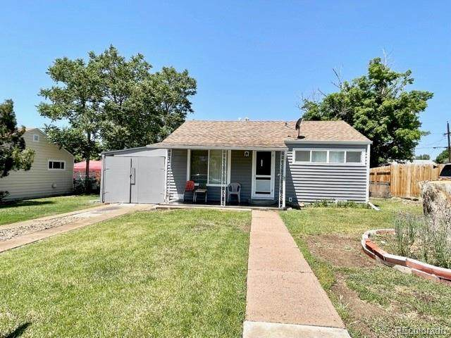 1385 S Meade Street, Denver, CO 80219 (#4137740) :: Re/Max Structure