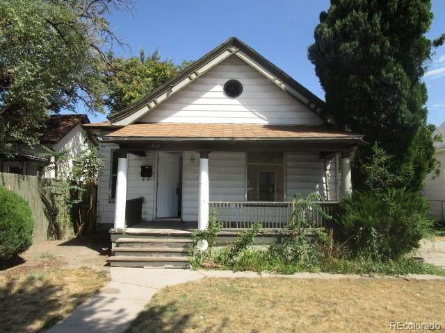 1214 Berkley Avenue, Pueblo, CO 81004 (#4138835) :: Own-Sweethome Team