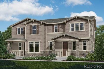 3087 Distant Rock Avenue, Castle Rock, CO 80109 (#4174770) :: The Peak Properties Group