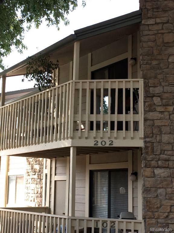 8335 Fairmount Drive 2-202, Denver, CO 80247 (#4185455) :: The Griffith Home Team