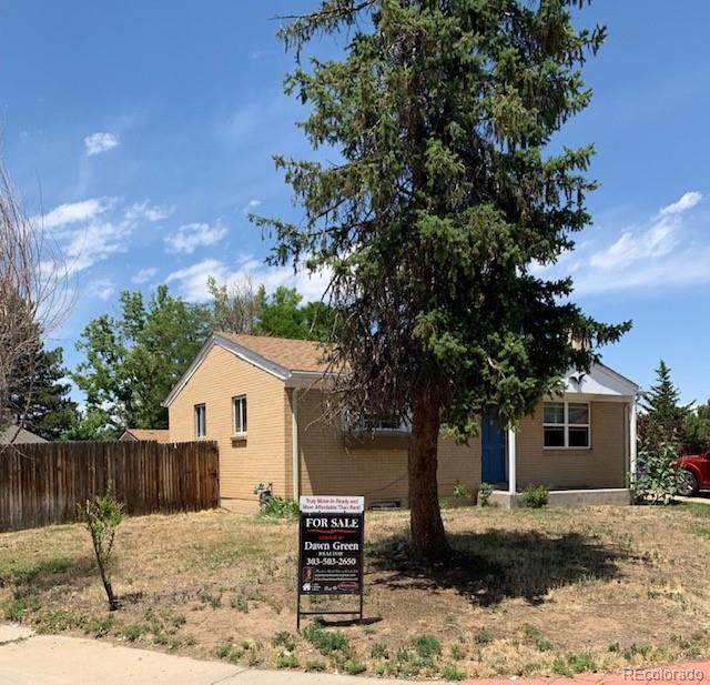 12935 E 55th Avenue, Denver, CO 80239 (#4186154) :: Bring Home Denver with Keller Williams Downtown Realty LLC