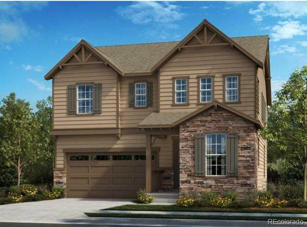 6361 Stable View Street, Castle Pines, CO 80108 (#4210003) :: The FI Team