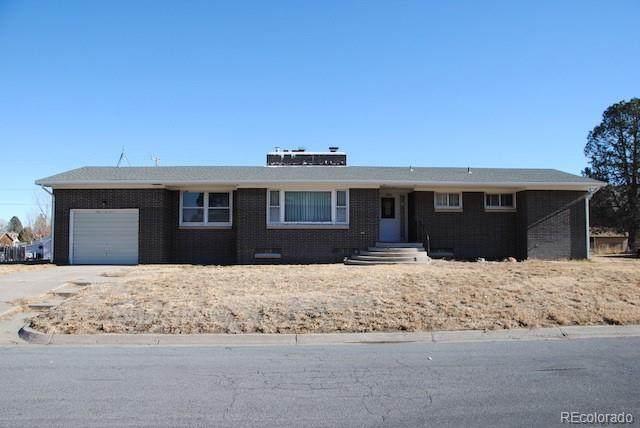 190 W 9th Street, Cheyenne Wells, CO 80810 (#4211811) :: Sultan Newman Group