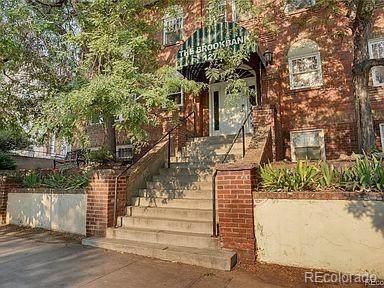 1275 N Clarkson Street #5, Denver, CO 80218 (#4212976) :: Mile High Luxury Real Estate