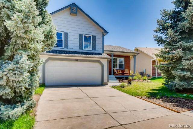 366 Eisenhower Drive, Louisville, CO 80027 (#4219118) :: Kimberly Austin Properties