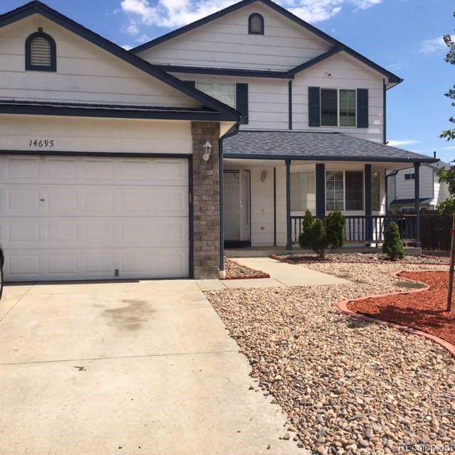 14695 E 51st Place, Denver, CO 80239 (MLS #4236915) :: 8z Real Estate