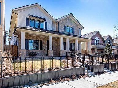554 N Milwaukee Street, Denver, CO 80206 (MLS #4253179) :: Find Colorado