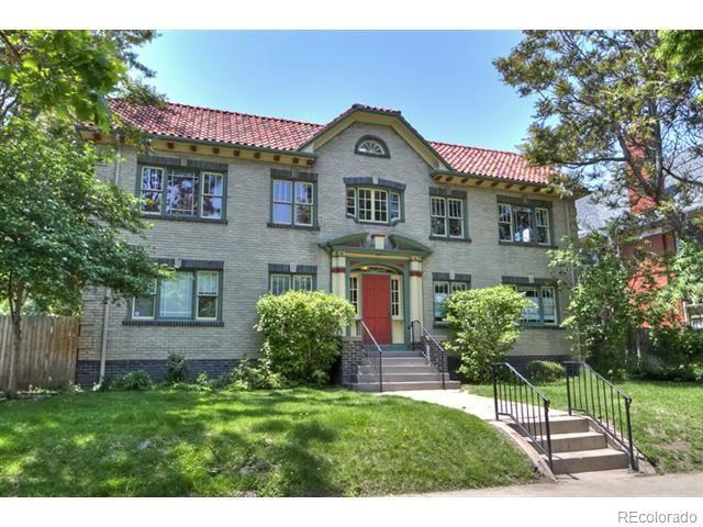 1315 Vine Street #202, Denver, CO 80206 (#4256962) :: The Peak Properties Group
