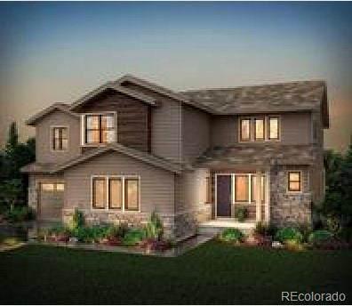 9611 Viewside Drive, Lone Tree, CO 80124 (#4266195) :: Briggs American Properties