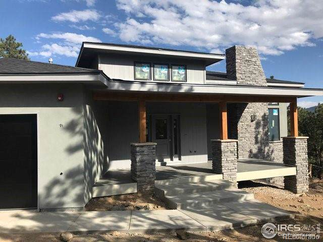 2876 Fourmile Canyon Drive, Boulder, CO 80302 (#4268875) :: The DeGrood Team