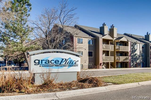 10784 W 63rd Place #207, Arvada, CO 80004 (#4271955) :: The Peak Properties Group