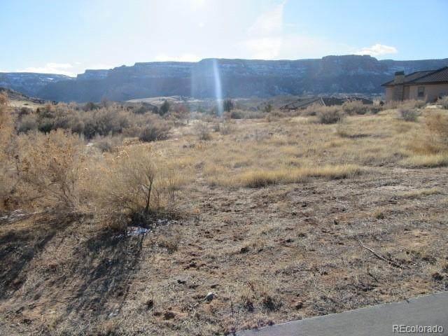 490 Escondido Circle, Grand Junction, CO 81507 (#4288352) :: The Gilbert Group