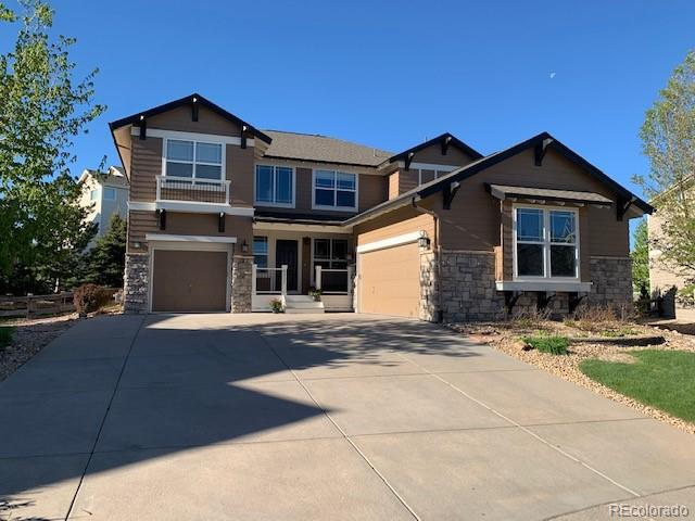 8321 Briar Haven Court, Castle Pines, CO 80108 (#4316805) :: The Heyl Group at Keller Williams