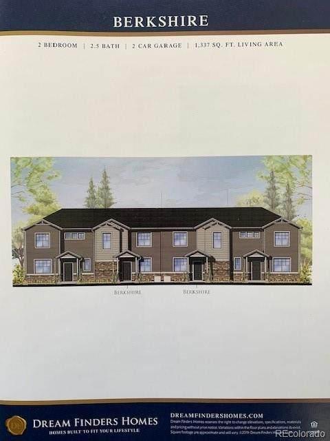 5624 Canyon View Drive #43, Castle Rock, CO 80104 (MLS #4353223) :: 8z Real Estate