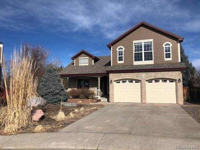 2505 Spring Hill Court, Highlands Ranch, CO 80129 (#4357055) :: The HomeSmiths Team - Keller Williams