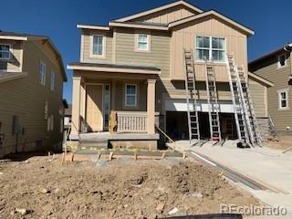 3314 Jonquil Street, Castle Rock, CO 80109 (#4375124) :: The HomeSmiths Team - Keller Williams