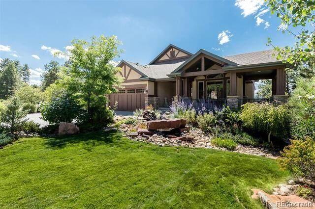 2568 Saddleback Drive, Castle Rock, CO 80104 (#4376016) :: The Griffith Home Team