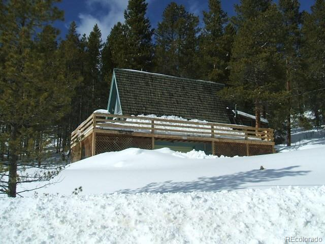 1783 County Road 4, Leadville, CO 80461 (#4376474) :: HomePopper