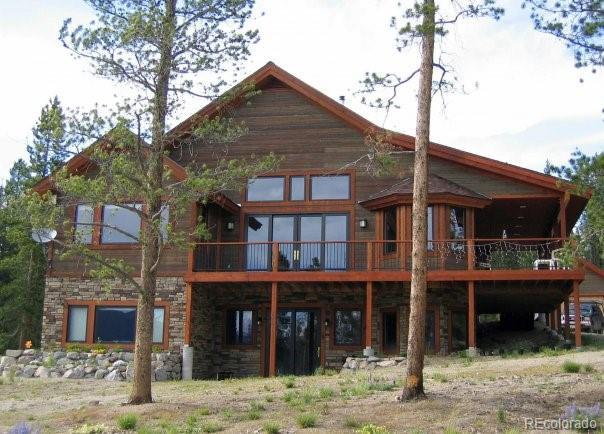 121 County Road 866, Tabernash, CO 80478 (#4378342) :: Structure CO Group