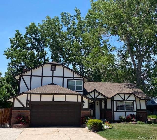 8429 S Allison Street, Littleton, CO 80128 (#4380960) :: The Colorado Foothills Team | Berkshire Hathaway Elevated Living Real Estate