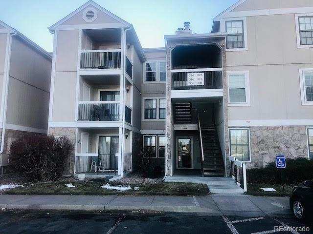 5321 W 76th Avenue #306, Arvada, CO 80003 (#4391176) :: Venterra Real Estate LLC