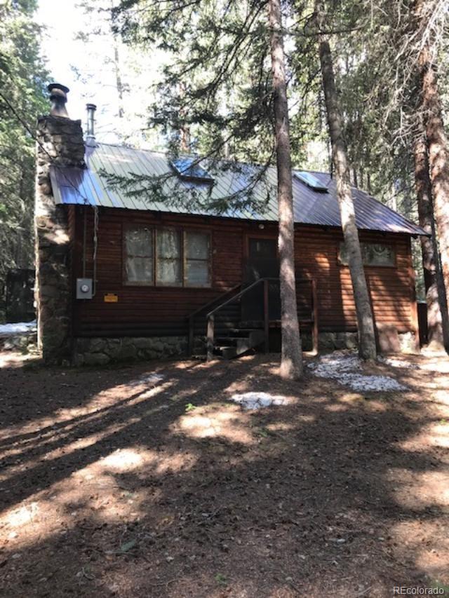 7734 Us 40 Mountain, Empire, CO 80438 (MLS #4420359) :: 8z Real Estate