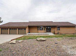 8500 N Sundown Trail, Parker, CO 80134 (#4426741) :: Compass Colorado Realty