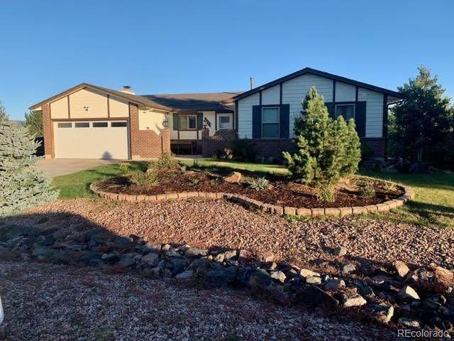 630 Rembrandt Court, Colorado Springs, CO 80921 (#4429503) :: The HomeSmiths Team - Keller Williams