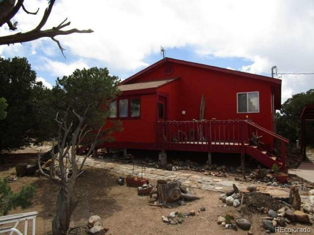 1402 Co Road 634, Gardner, CO 81040 (#4462755) :: The Griffith Home Team