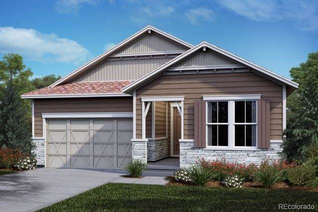 4198 Forever Circle, Castle Rock, CO 80109 (#4471078) :: The Heyl Group at Keller Williams
