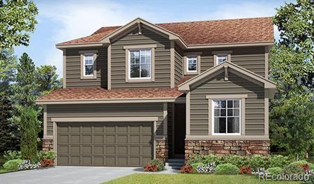 2518 Garganey Drive, Castle Rock, CO 80104 (MLS #4504274) :: 8z Real Estate
