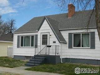 317 W Bijou Avenue, Fort Morgan, CO 80701 (#4535307) :: The Healey Group