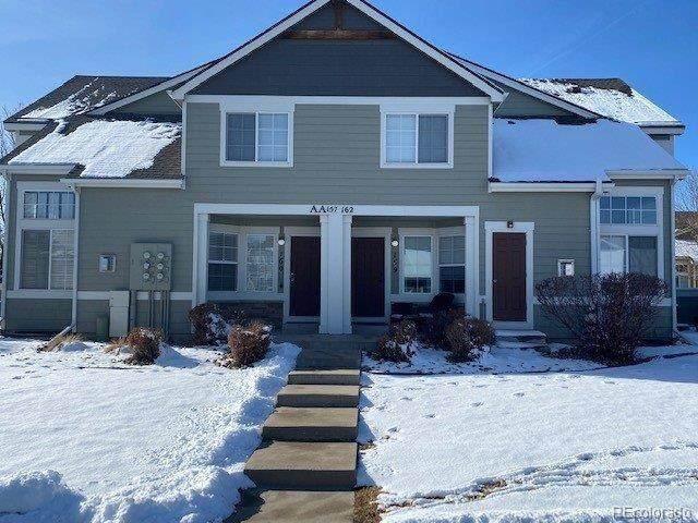 805 Summer Hawk Drive Aa160, Longmont, CO 80504 (#4536453) :: iHomes Colorado
