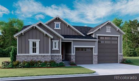 6065 Leilani Drive, Castle Rock, CO 80108 (#4549072) :: The HomeSmiths Team - Keller Williams