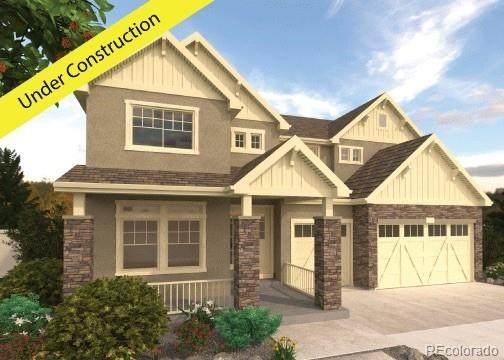 16141 E Fairway Drive, Commerce City, CO 80022 (#4586366) :: The Peak Properties Group